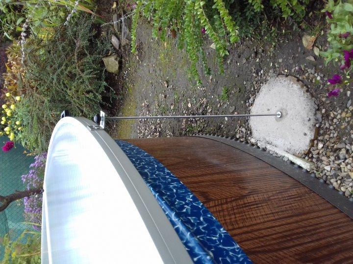 Zastřešení bazénu Poklop